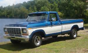 78 Ford F150 Parts 78 Ford Stepside Truck Parts Autos Post
