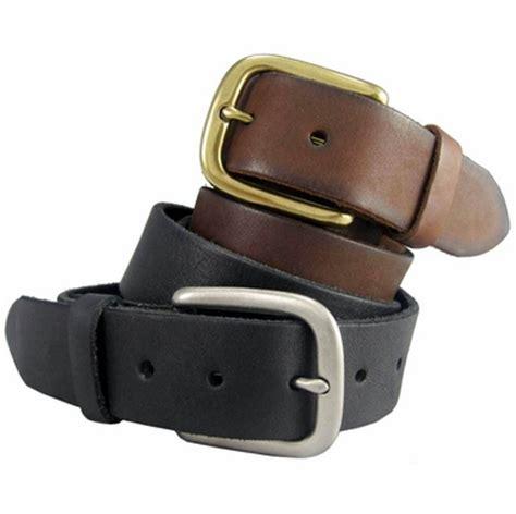 s grain leather casual jean belt 1 1 2 quot wide