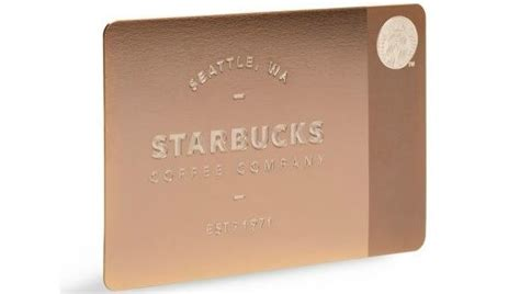 Starbucks Coffee Gift Card - customer loyalty coffee cards starbucks 450 gift card