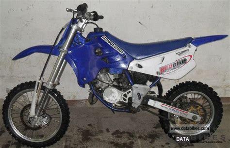 Cross Motorrad 80 by 1997 Yamaha Yz 80