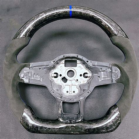 replacement stylish carbon fiber steering wheel