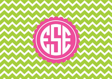 computer wallpaper monogram monogram wallpaper chevron allaboutthehouse printables