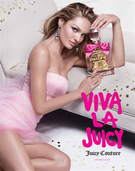 Candice Syari Pink candice swanepoel couture viva la fragrance