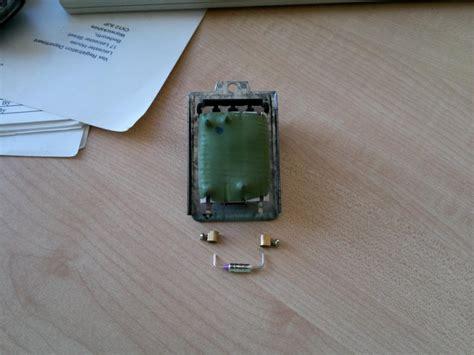 vw resistor pack how to repair blower resistor pack vw t4 forum vw t5 forum