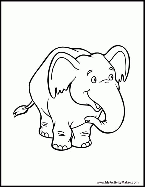 elephant coloring pages pdf transmissionpress baby elephant coloring pages coloring