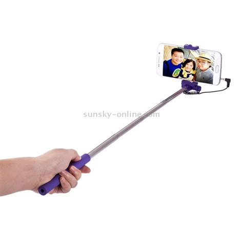 Kipas Angin Portable Ufo Handheld Stand sunsky wire controlled metal selfie stick monopod folding extendable plam handheld holder for