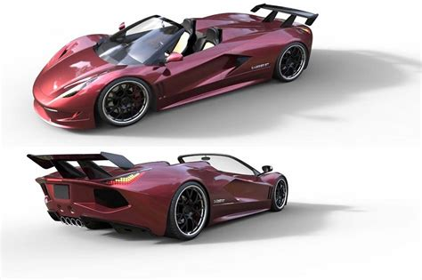 The Dagger Car by One A Day Tech Worlds Fastest Car The Dagger Gt