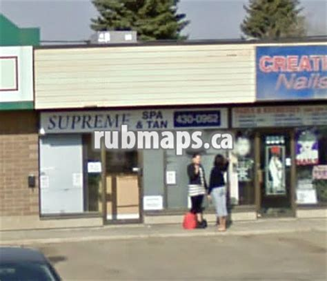 salons edmonton north supreme spa and tan massage parlors in edmonton alberta