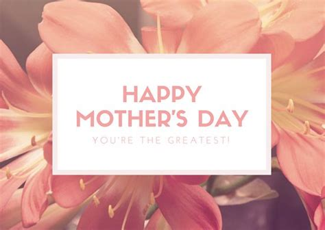 canva mother s day stunning mothers day card template images exle resume