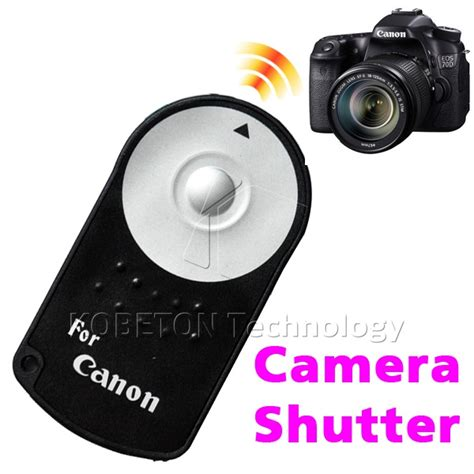 Sale Infrared Remote Shutter For Canon aliexpress buy rc 6 rc6 ir infrared wireless remote