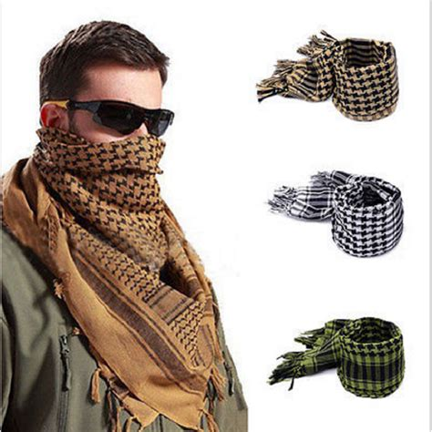 scarves shemagh arab tactical desert army