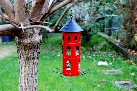 mangiatoie per uccelli da giardino il mondo in un giardino mangiatoie e cibo per uccellini