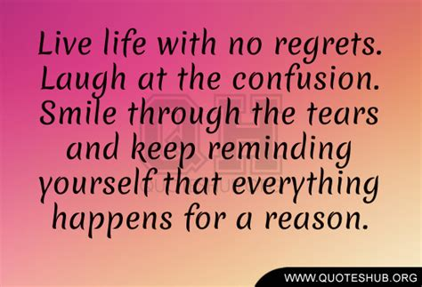 live your with no regrets books live with no regrets quotes quotesgram