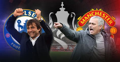 chelsea vs manchester united chelsea v man utd fa cup preview as jose mourinho faces