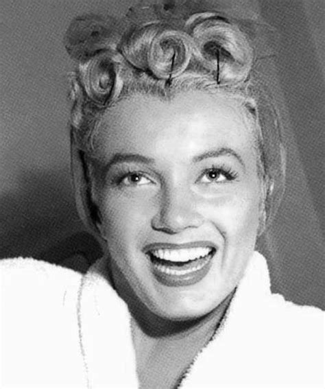 hairstyles marilyn monroe curls the hair style file elizabeth taylor sets 1950s trends in