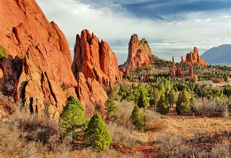 Colorado Garden Of The Gods by Visitor Attractions In Colorado Springs Colorado