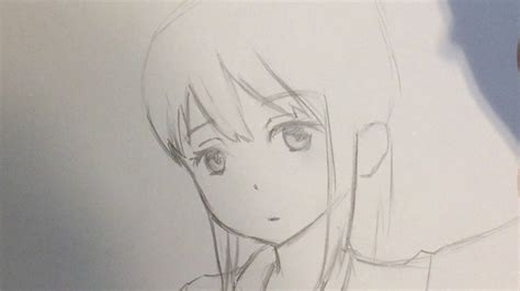 sketchbook recommendations how to draw anime without guideline sketch no timelapse