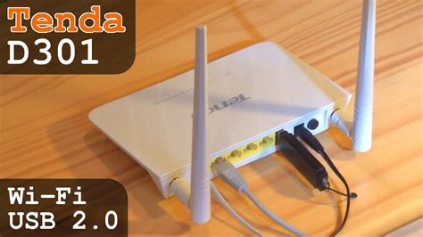 Adsl Router Tenda D301 tenda d301 modem adsl 2 router wi fi n300 with usb 2 0