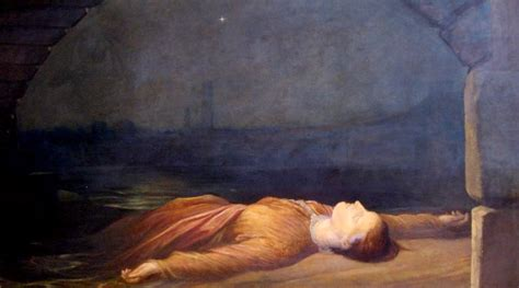 painting of dead man in bathtub the london foundling hospital