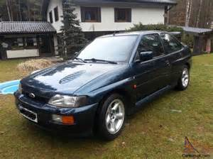 Ford Cosworth For Sale Ford Rs Cosworth For Sale
