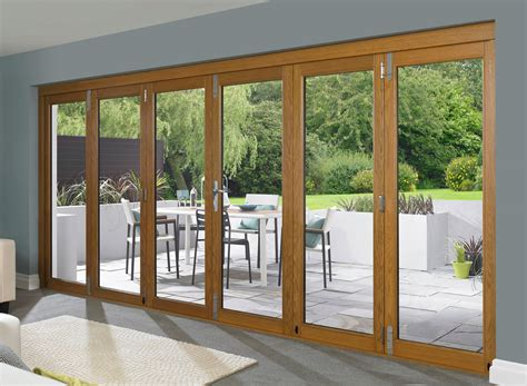 Patio Doors Bifold Types Of Bifold Doors And Their Differences Interior Exterior Doors Design