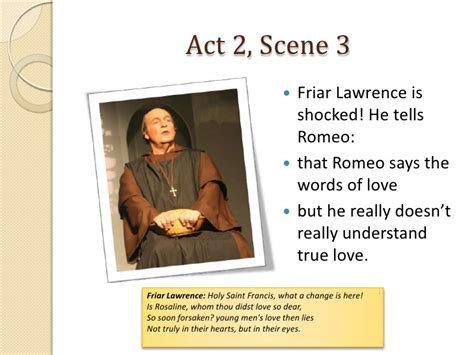 act 2 scene 3 4 by dina romeo and juliet act 2 scenes 3 6 notes