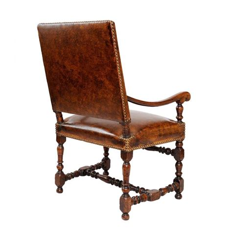 Louis Xiv Armchair by Louis Xiv Walnut Armchair Circa 1720 For Sale At