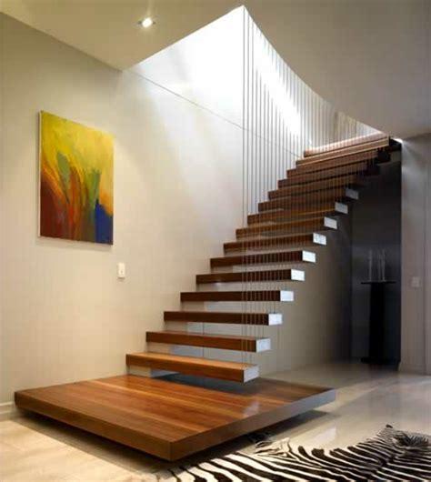freie treppe freischwebende treppen 25 ultramoderne vorschl 228 ge
