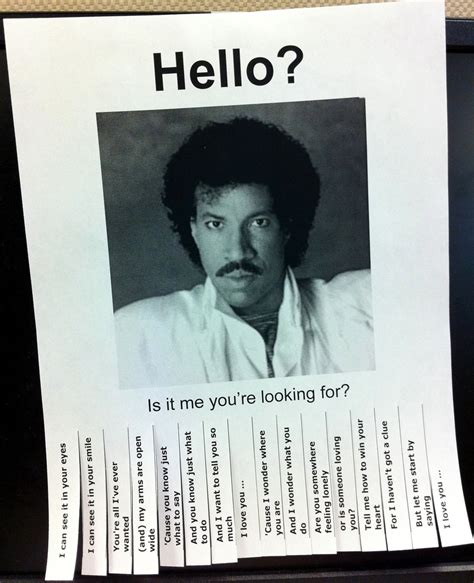 Lionel Richie Hello Meme - go google lionel richie right now
