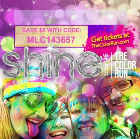 color run discount code 2015 color run coupon code the color run coupon code 2015