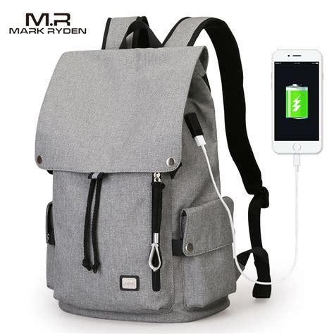 Gogftitik5714 Tas Ransel Backpack Wanita A ryden tas ransel laptop dengan usb charger port mr5923 gray jakartanotebook