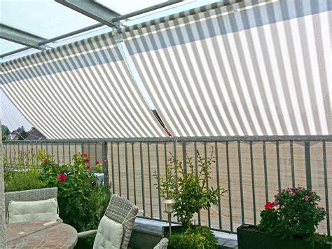 Sichtschutz Vorhang Garten 760 by Markise Balkon Blume Streifen Sch 246 Ner Wohnen Mit