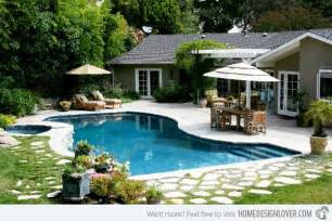 backyard pool 15 amazing backyard pool ideas home design lover
