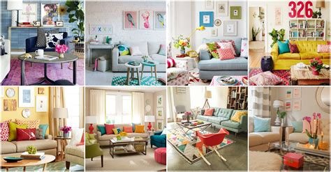 colorful living room decor colorful living room home decor for cheerful souls