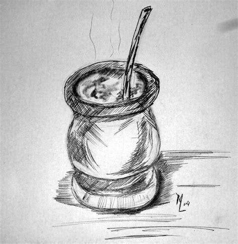 imagenes en blanco y negro fasiles dibujo r 225 pido de un mate a tinta lapicera bic o