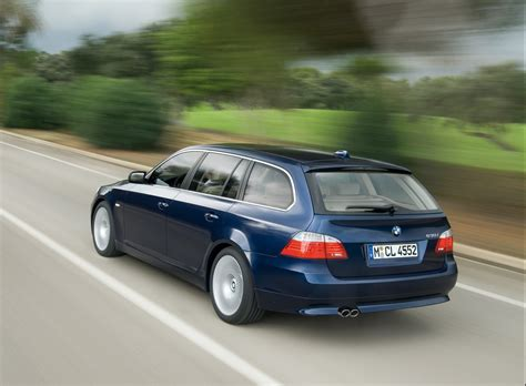 kereta bmw 5 series 2009 bmw 5 series sports wagon photo gallery autoblog