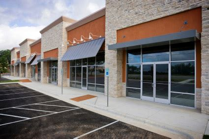 Awnings For Businesses Dubin Glass Commercial Store Front Glass
