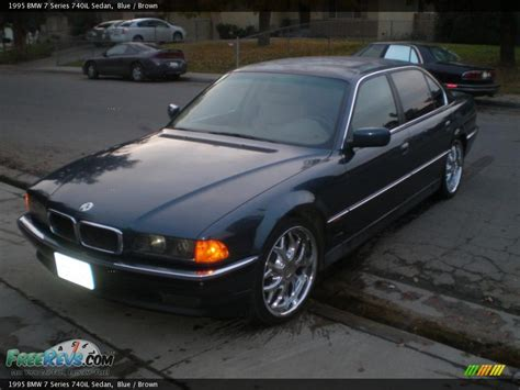 1995 Bmw 7 Series by 1995 Bmw 7 Series Information And Photos Momentcar