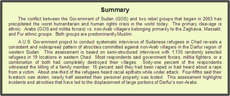 summary the end of alzheimerã s the program to prevent and cognitive decline books documenting atrocities in darfur
