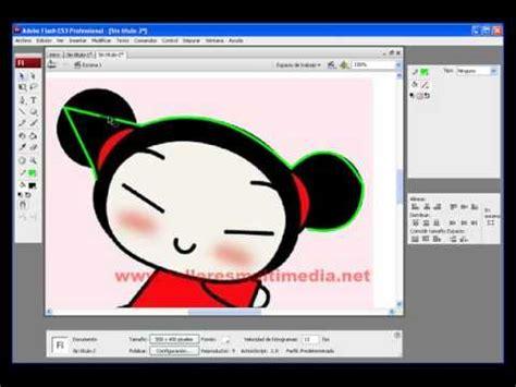 tutorial flash basico tutorial como hacer un dibujo animado con flash cs3 doovi