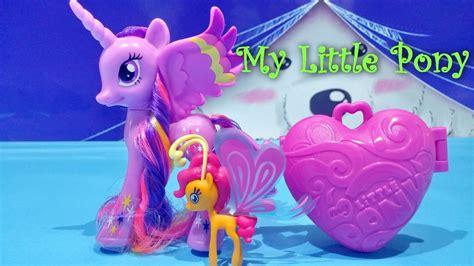 My Pony Friendship Magic Princess Twilight Sparkle Hasbro Ori my pony cutie magic princess twilight sparkle sunset breezie mlp from hasbro toys