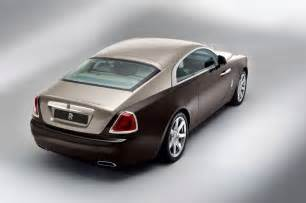 Rolls Royce Coupe Wraith 2014 Rolls Royce Wraith Pictures Photos Gallery Green