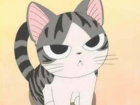 imagenes de gatos anime kawaii gatito anime imagui