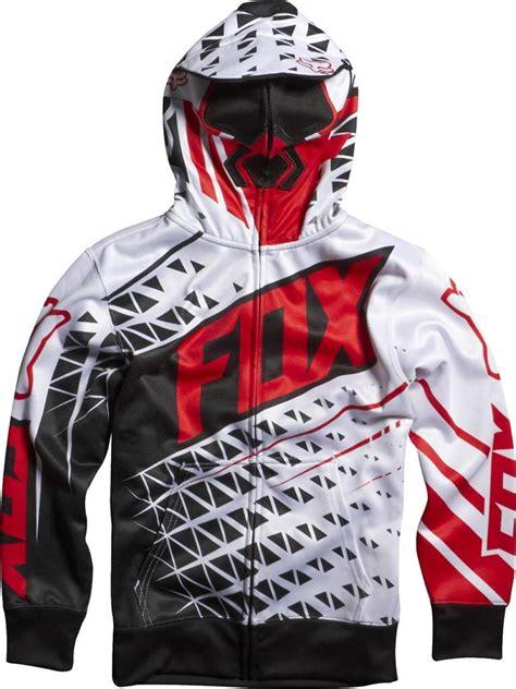 fox motocross hoodies fox racing boys given hoodie sweatshirt black motocross