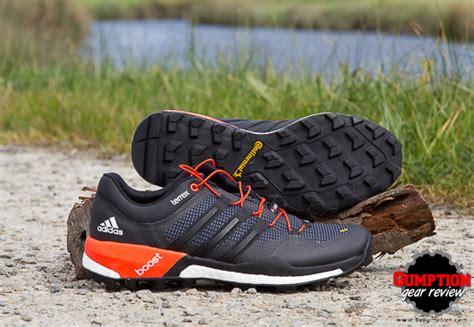 Adidas Terrex Boost Ready gear guide 2015 trail running