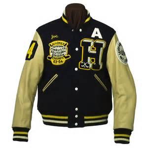 joe mccoy letterman jackets vintage americana toggery