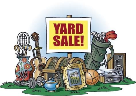 Garage Sale by Humane Society Yard Sale