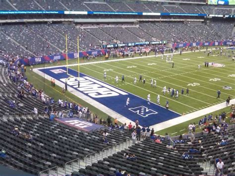 section 245a section 245a 28 images giants jets metlife stadium