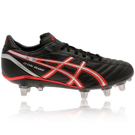 rugby shoes for asics lethal charge rugby boots 20 sportsshoes