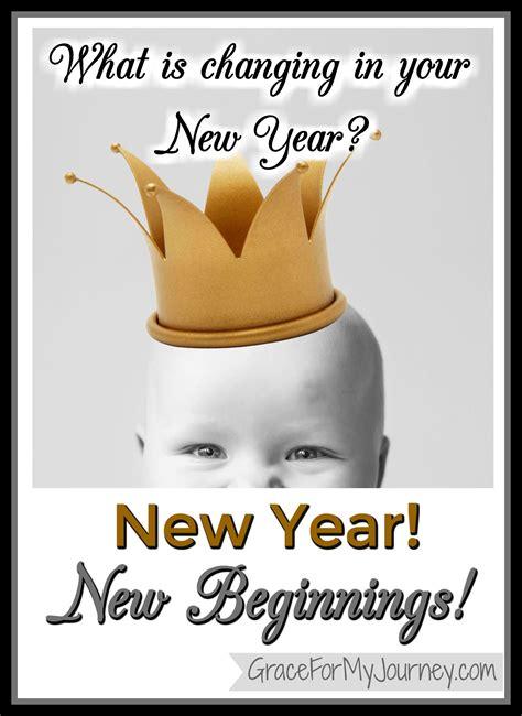 new year new beginning how new year new beginnings